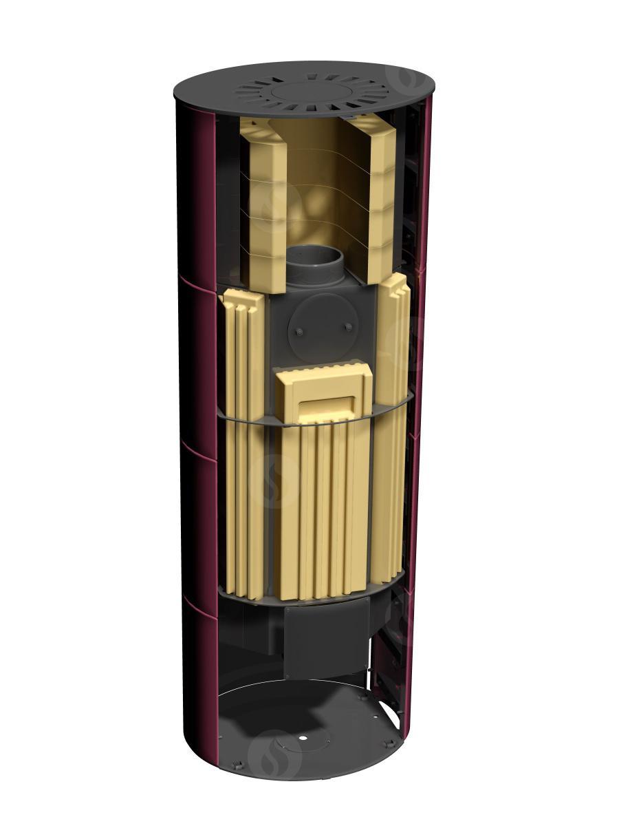 Akumulační sada pro krbová kamna Romotop LUGO AKUM