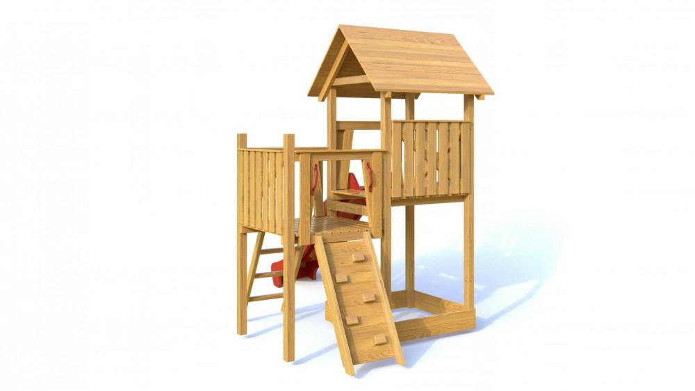 Palis Gym Dřevěné dětské hřiště - Dětské hřiště BOBÍKDřevěné dětské hřiště - Dětské hřiště BOBÍK