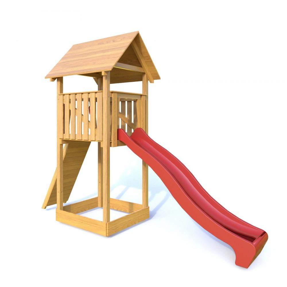 Palis Gym Dřevěné dětské hřiště - Dětské hřiště VIKTORKA