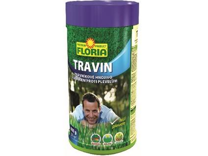 Agro Hnojivo na trávníky FLORIA Travin 0,8 kg