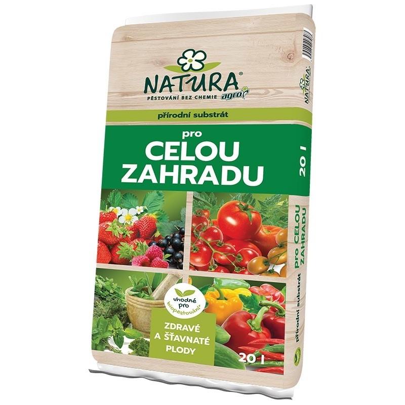 Agro Univerzální substrát NATURA 20 l