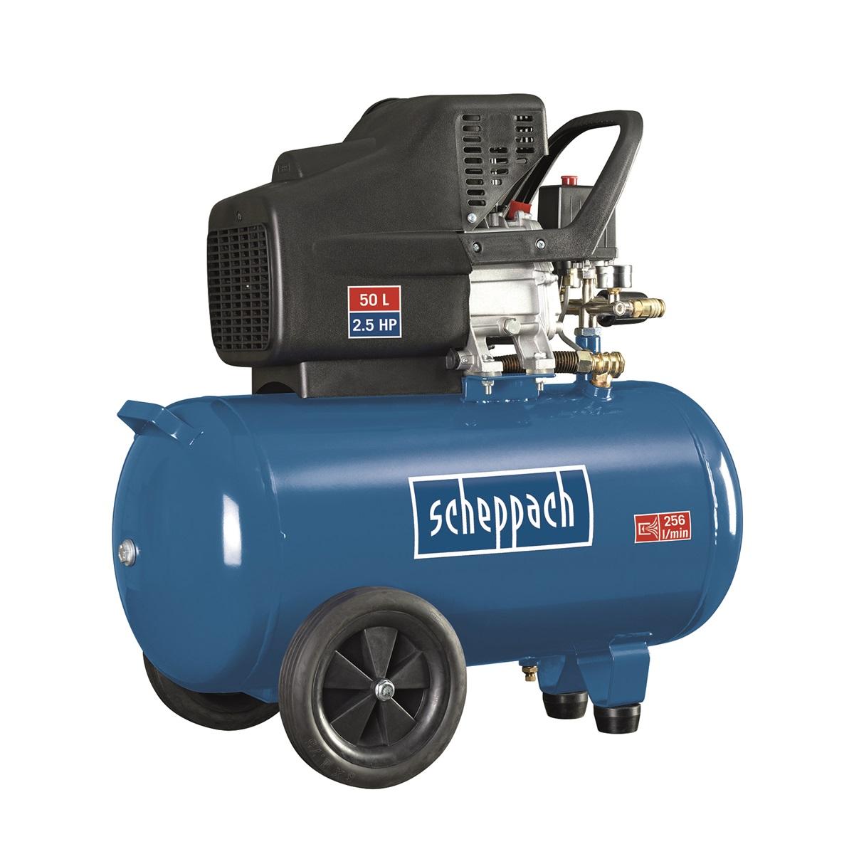 Olejový kompresor SCHEPPACH HC 51