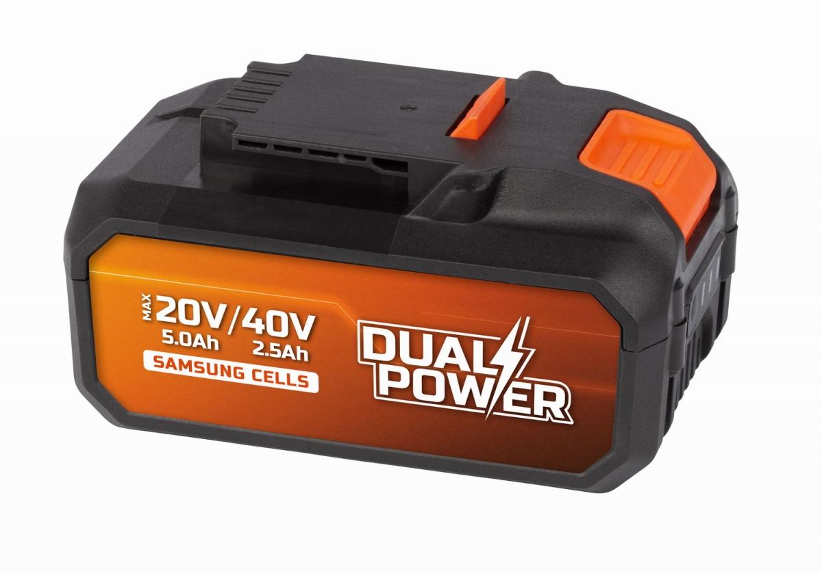Levně Baterie SAMSUNG POWDP9037, 40V LI-ION 2,5Ah