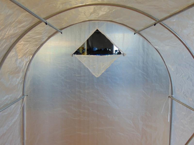 Plachta k fóliovníku 300 x 200 x 200cm