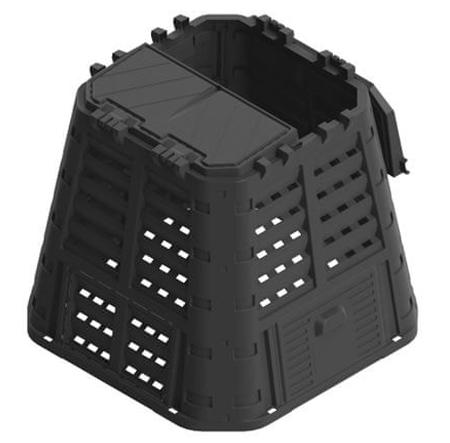 Gutta Kompostér Multi 420 l černá