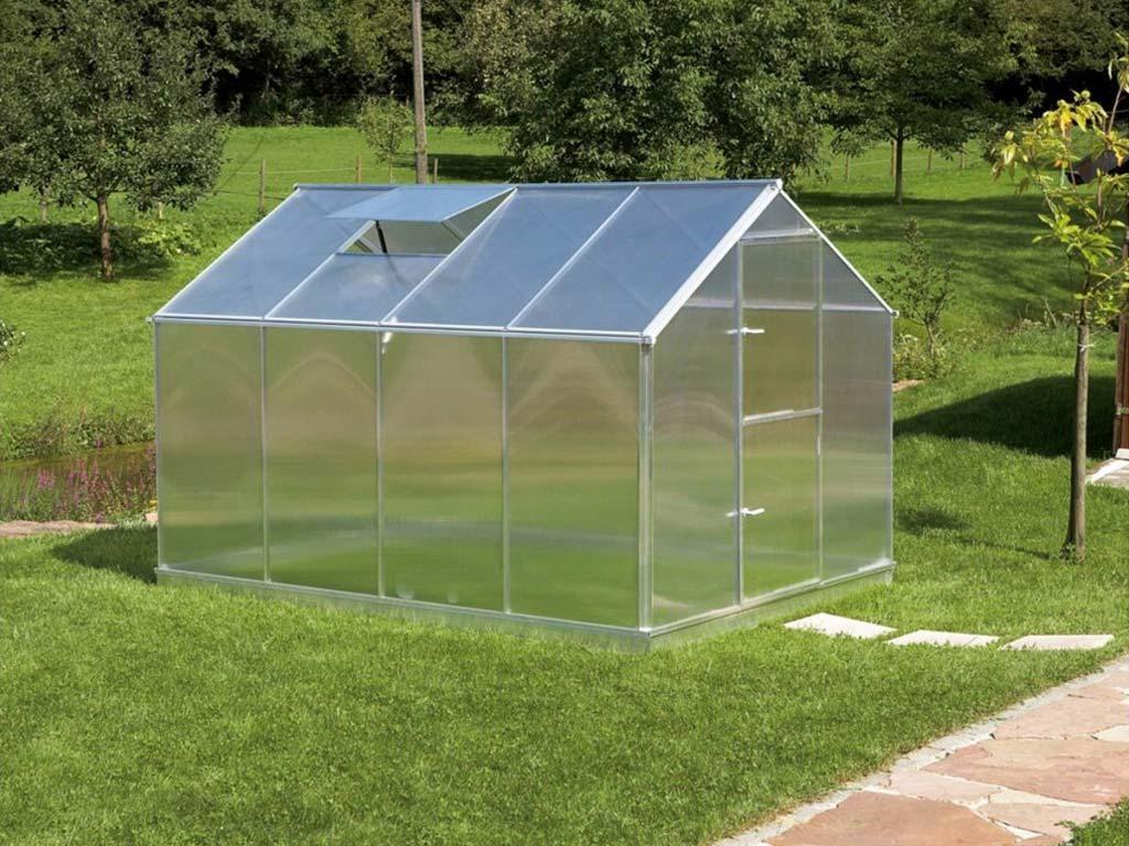 Gutta Zahradní skleník GARDENTEC F4