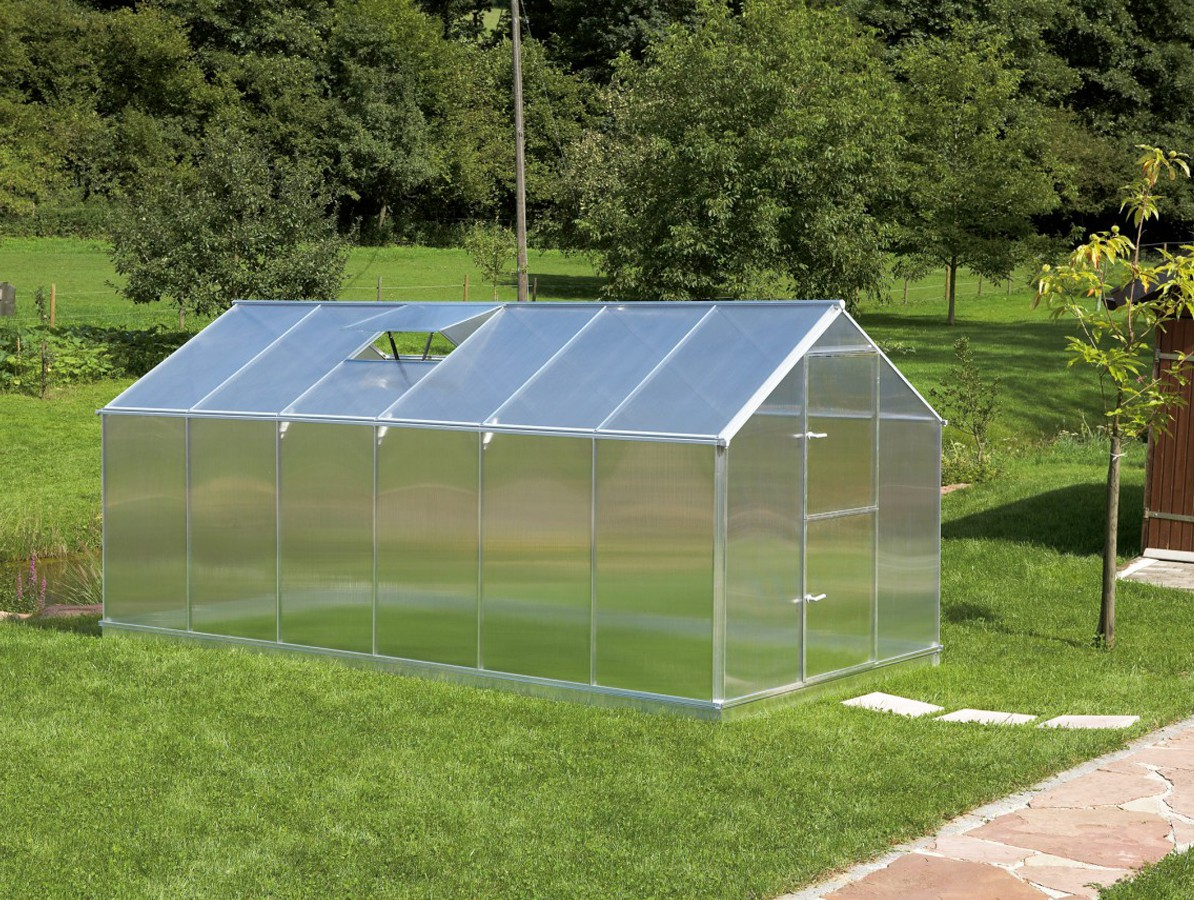 Gutta Zahradní skleník GARDENTEC F6