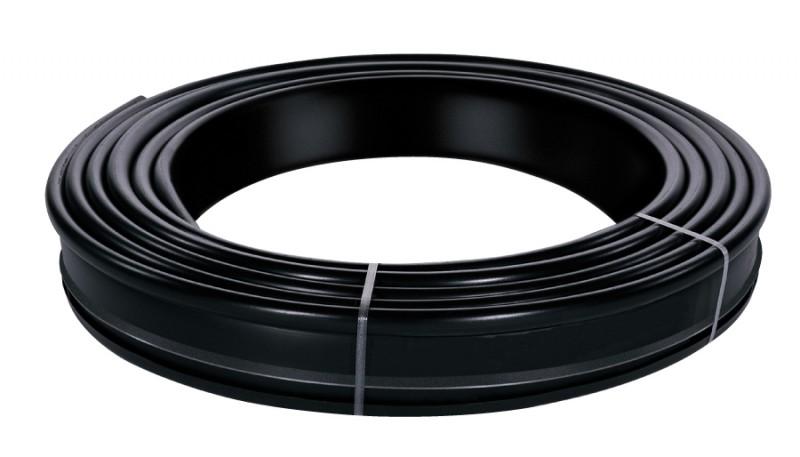 Lanit Plast Zahradní obrubník GARDEN DIAMOND 6 m černý