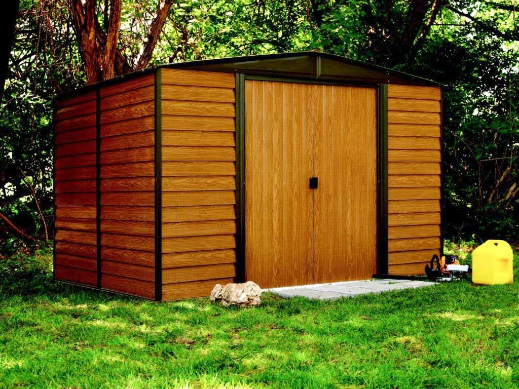 ARROW STORAGE PRODUCTS zahradní domek ARROW EURO DALLAS 108