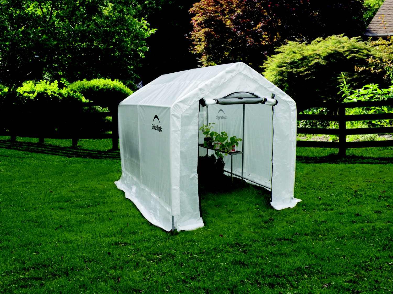 Plachtový skleník SHELTERLOGIC 1,8 x 2,4 m - 25 mm