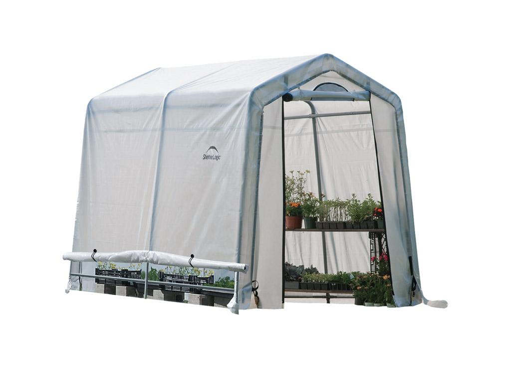 Plachtový skleník SHELTERLOGIC 1,8 x 2,4 m - 35 mm