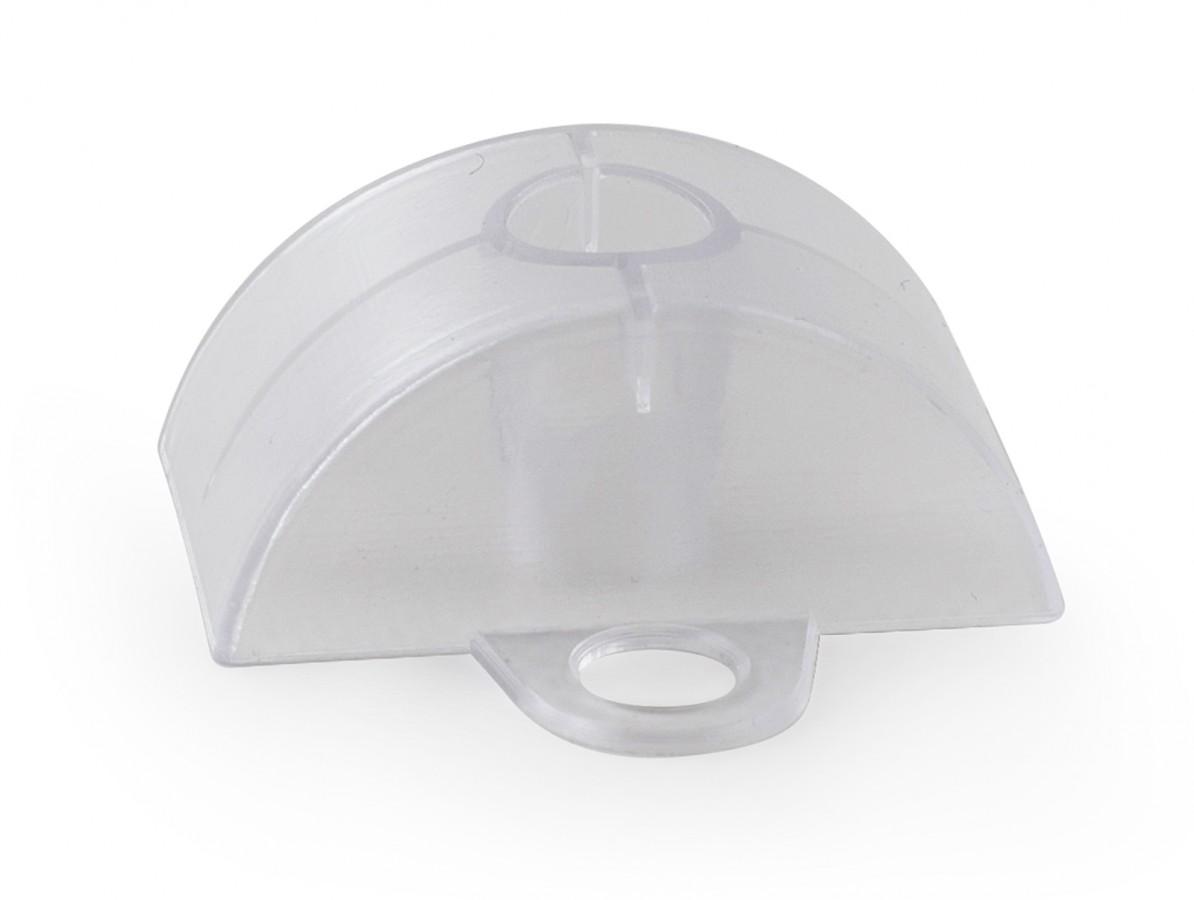 Gutta Distanční podložka 18 mm (vlna) - 100 ks/balení