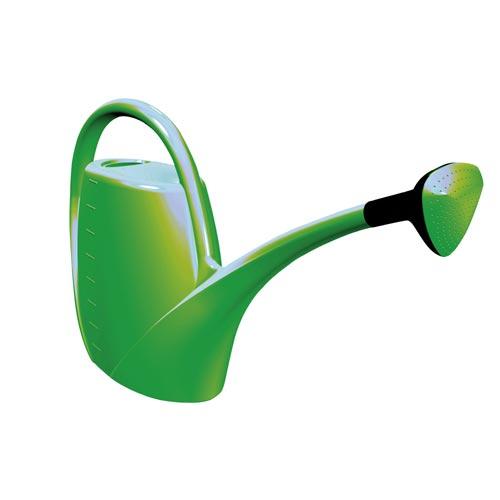 Konev na zalévání 2,5 l s kropítkem zelená !