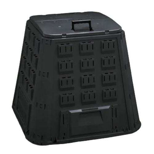 Prosperplast Kompostér 400/420 l EVOGREEN Černý