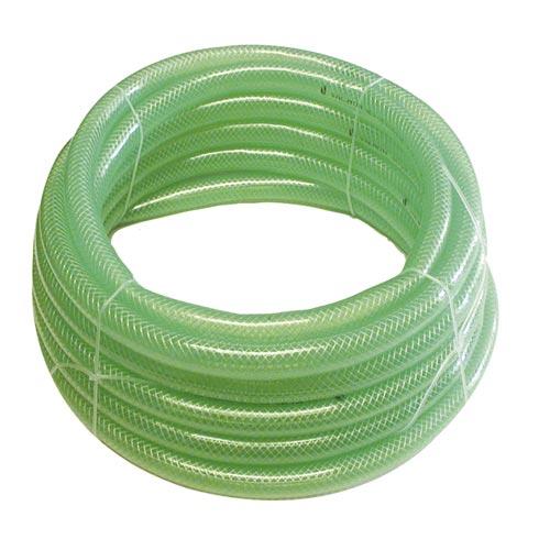 """Hadice typ 1122 3/4"""" (19.0/26.0) (50 m) transparentní zelená"""