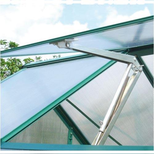 Automatický okenní otvírač ke skleníku