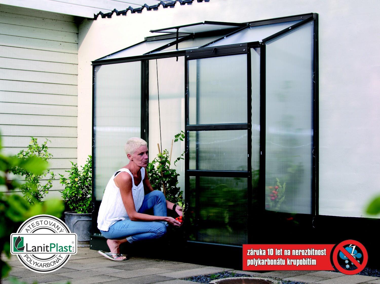 Vitavia Garden Skleník Vitavia IDA 1300 6 mm zelený