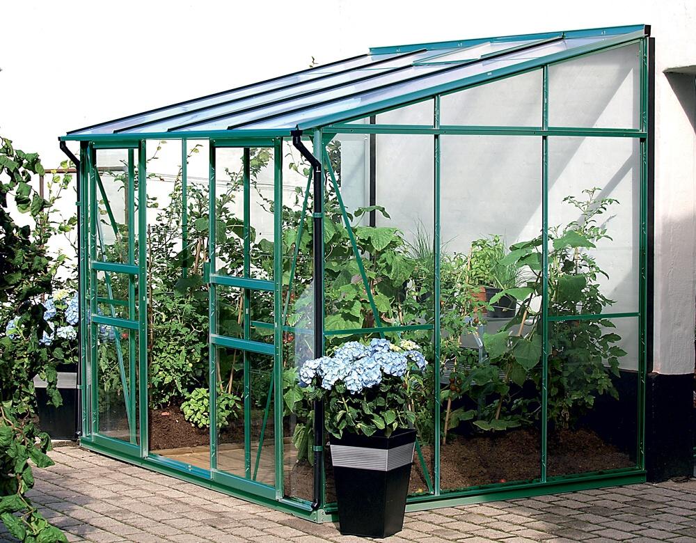 Vitavia Garden Skleník Vitavia IDA 5200 PC 6 mm zelený