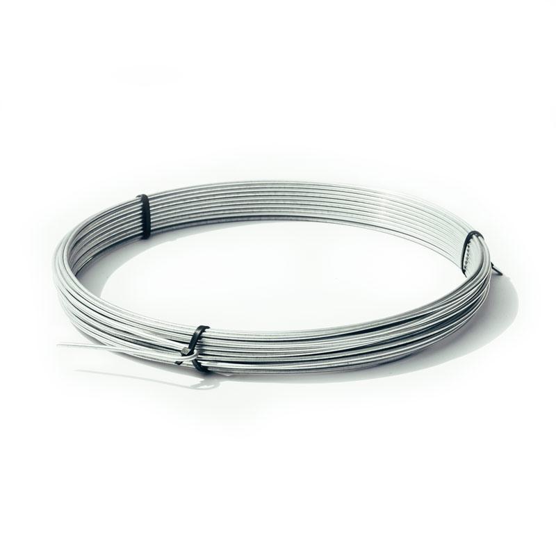 Napínací drát pozinkovaný (Zn) průměr 3,10 mm, délka 26 m