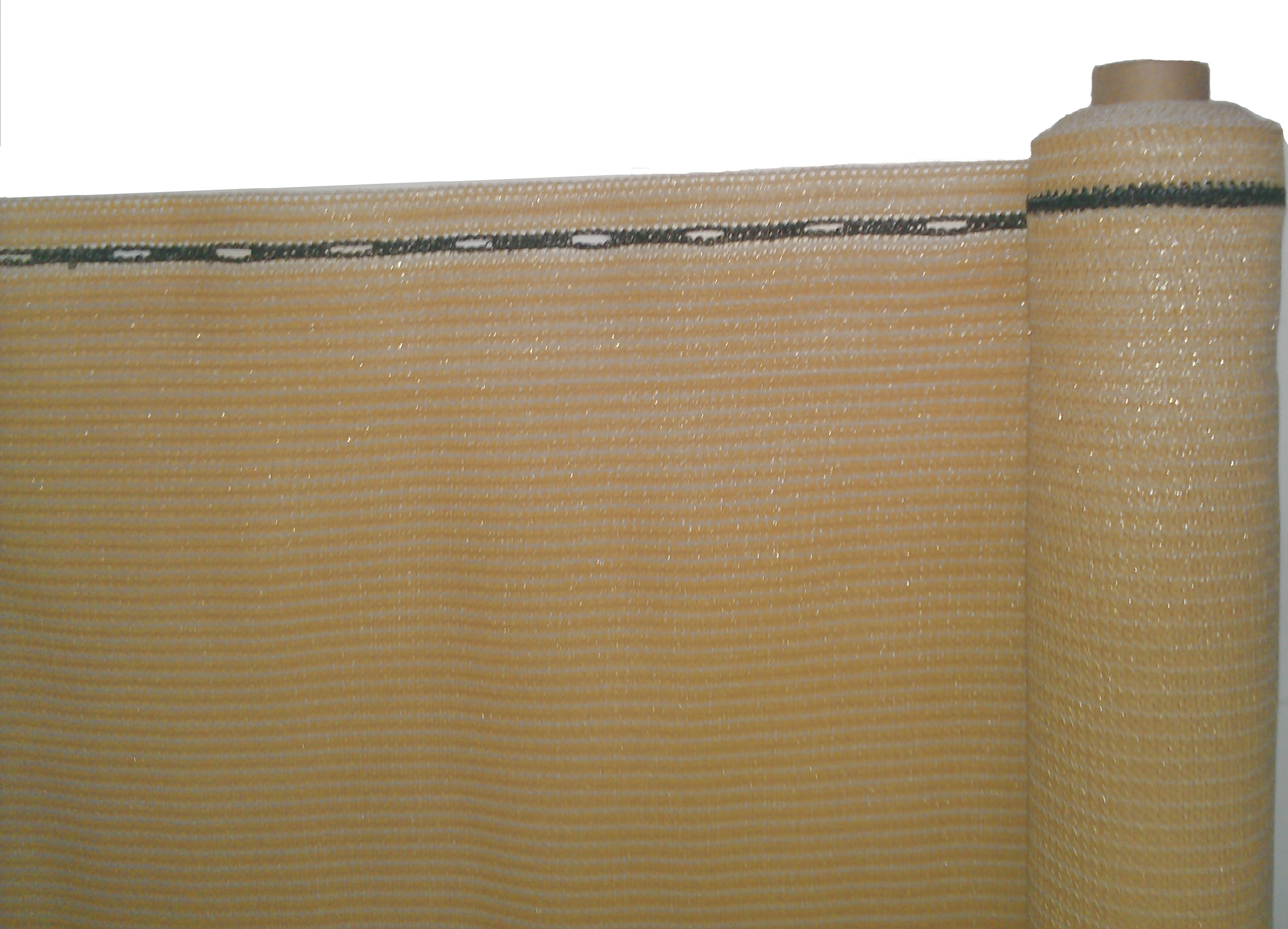 Stínící tkanina zastínění 90 % - výška 180 cm písková