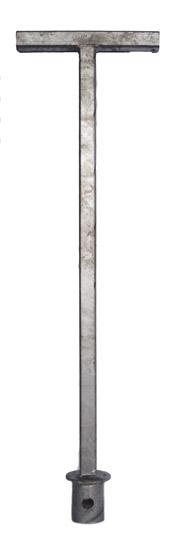Ruční kříž T pro zemní vruty 650/68 mm