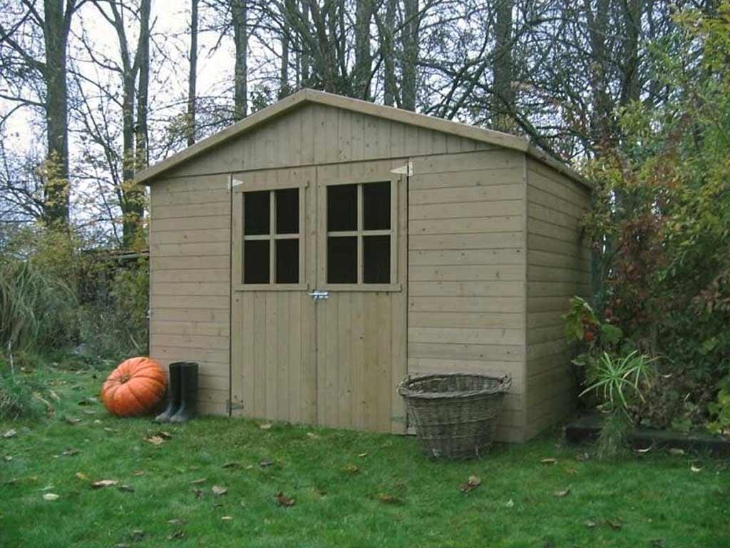 Lanit Plast zahradní domek LANITPLAST ESTER 281 x 194 cm