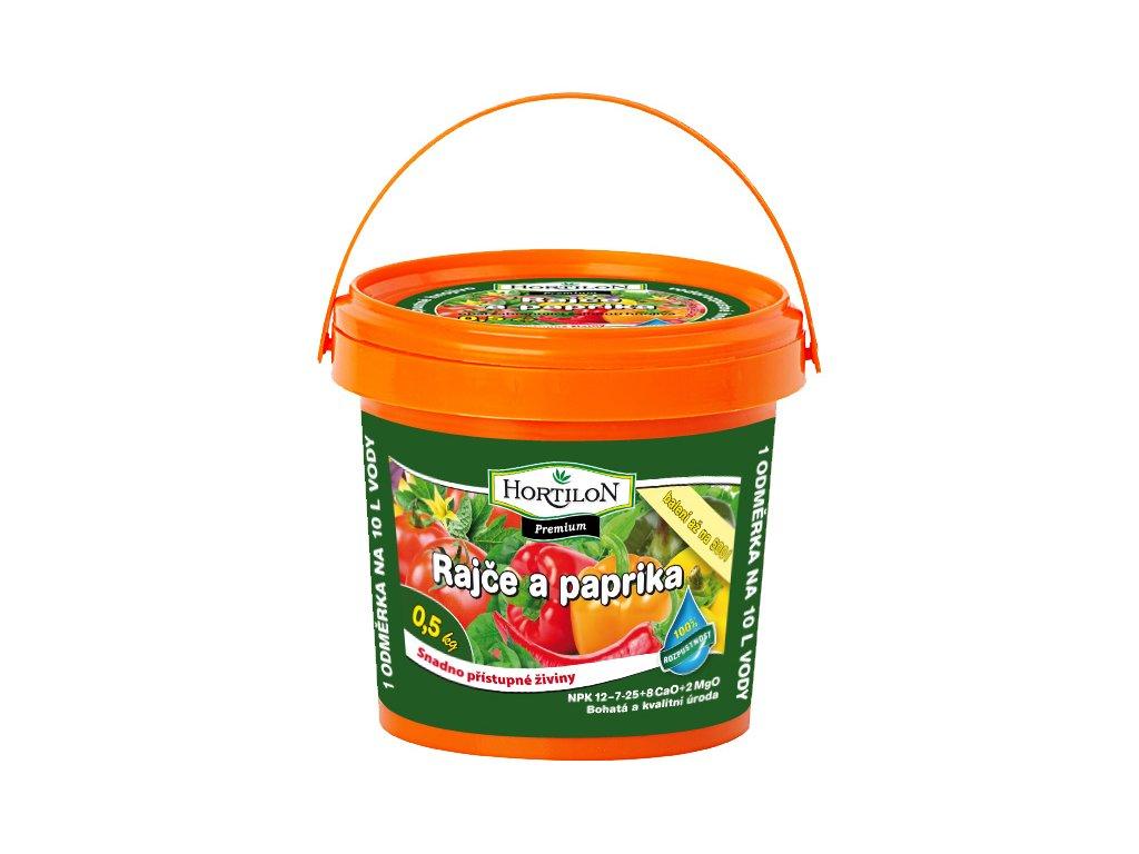 Hortilon Rajce a papriky 0,5kg