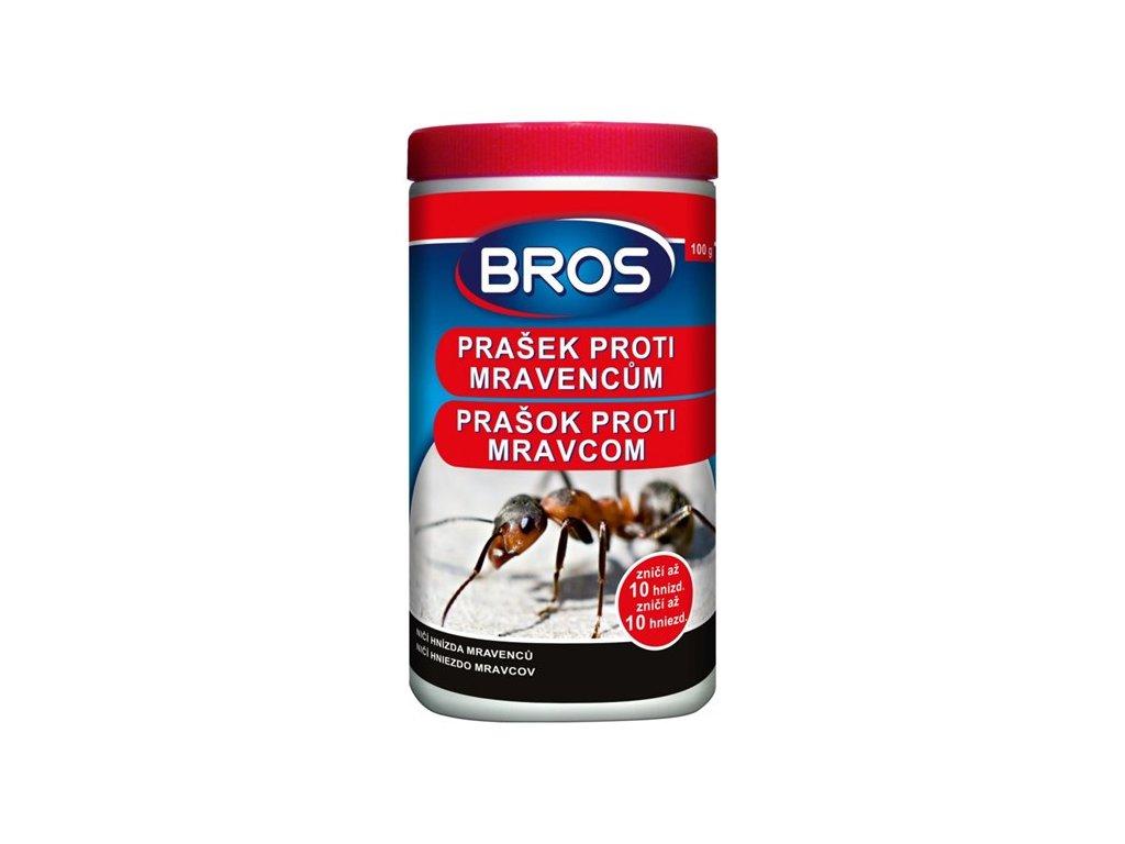 Bros proti mravencům 100g