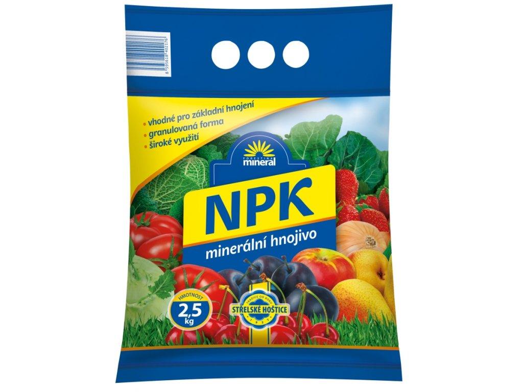 Mineral NPK 2 5kg