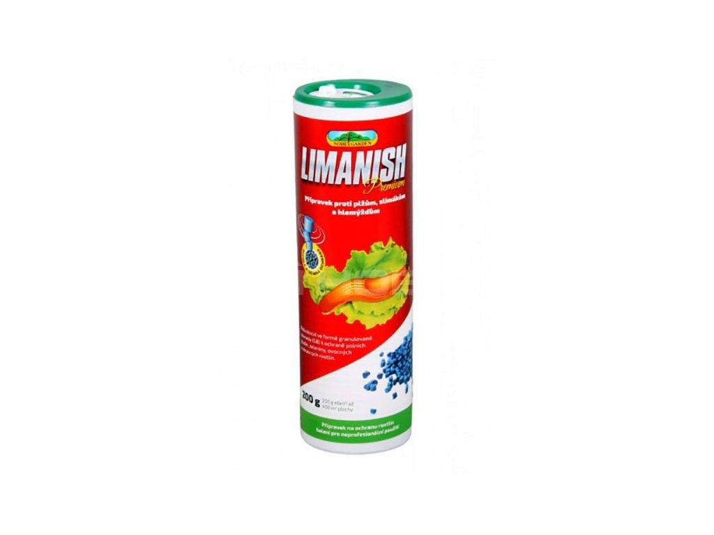 Limanish 200g proti slimákům