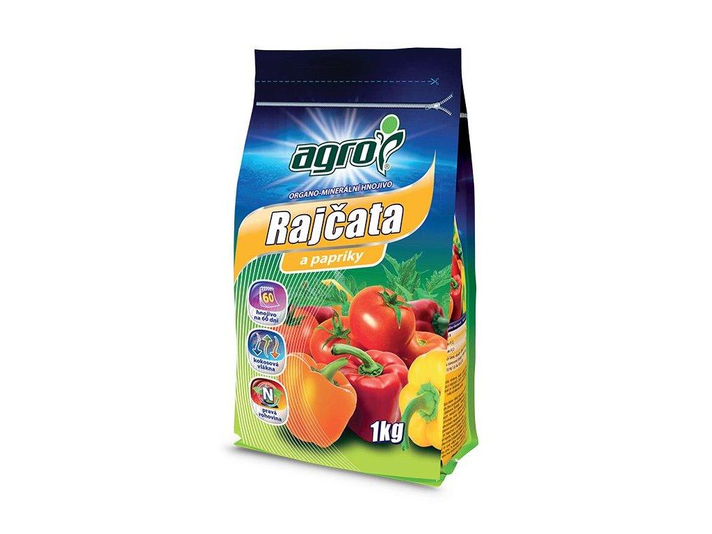 Agro organo mineralni hnojivo rajcata a papriky 8594005006041