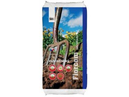 FLORCOM zahradnický substrát