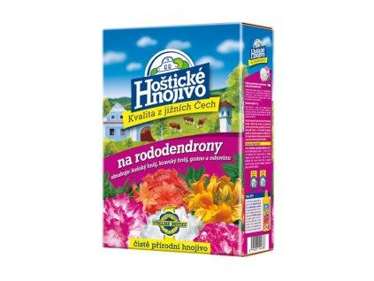 Hosticke hnojivo na azalky a rododendrony