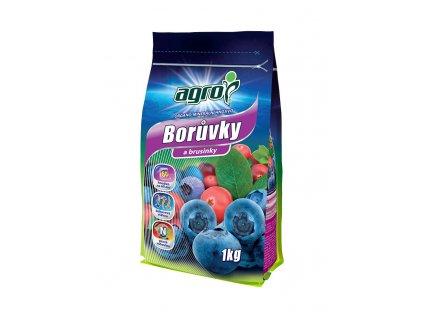 Agro organo mineralni hnojivo boruvky a brusinky 8594005006034