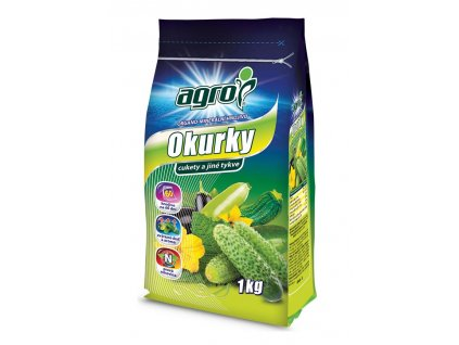Agro organo mineralni hnojivo okurky 8594005006355