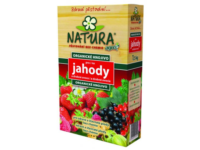 natura jahody