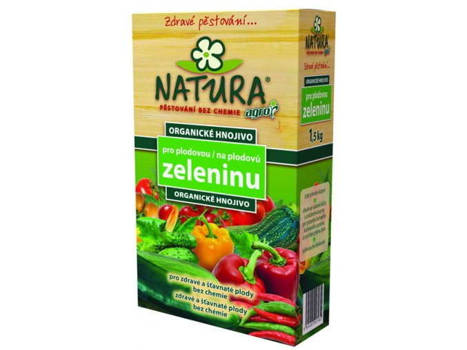 natura zelenina