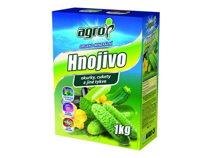 agro om hnojivo uhorky cukety