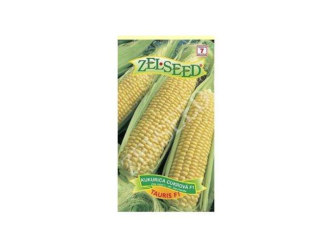 kukurica cukrova tauris f1 velmi skora 28g zelseed