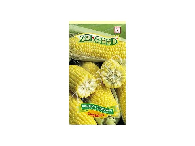 kukurica cukrova ombra f1 poloneskora 28g zelseed
