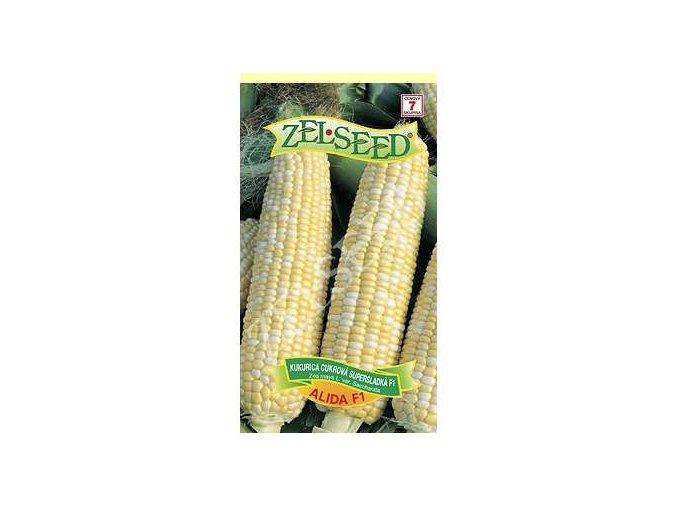 kukurica cukrova supersladka alida 18g velmi skora zelseed
