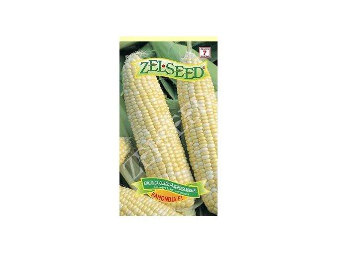 kukurica cukrova supersladka ramondia 18g stredne skora zelseed