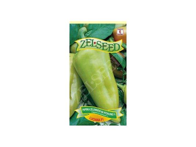 paprika zeleninova sladka na rychlenie luciana f1 20s zelseed