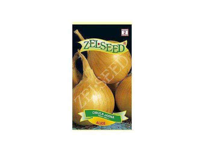 cibula jarna alice 2g zelseed