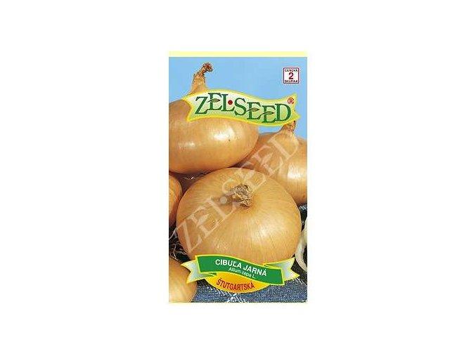 cibula jarna stutgartska 2g zelseed