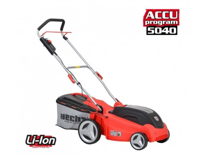 HECHT 5038 - akumulátorová kosačka bez pojazdu