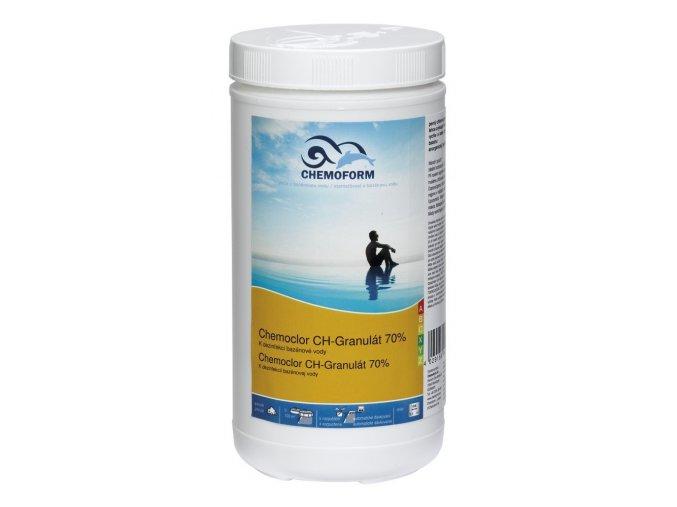 bazenova chemia chemoclor ch granulat 1kg
