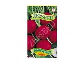 redkovka cervena rodos 5g zelseed