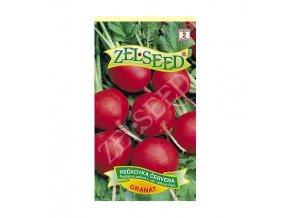 redkovka cervena granat 5g zelseed