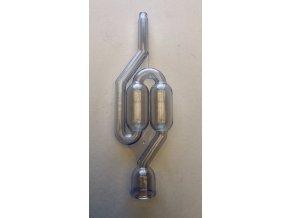Kvasný ventil na demižóny z PVC